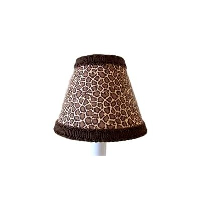 On The Plains 11 Fabric Empire Lamp Shade