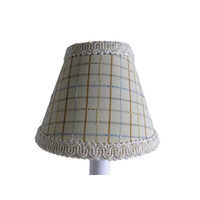 Fossel Check 11 Fabric Empire Lamp Shade