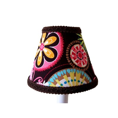 Sunburst 11 Fabric Empire Lamp Shade