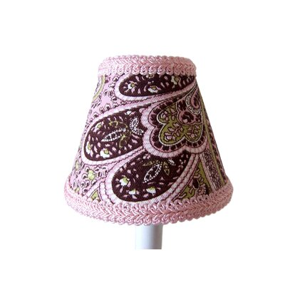 This Little Piggy 11 Fabric Empire Lamp Shade