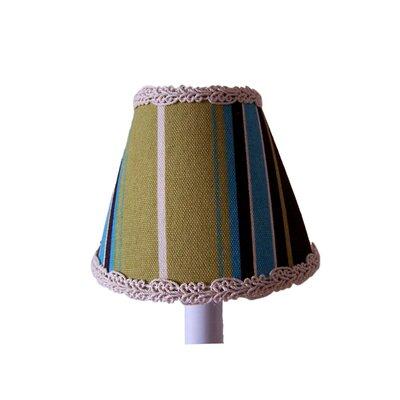 Sea Mist 11 Fabric Empire Lamp Shade
