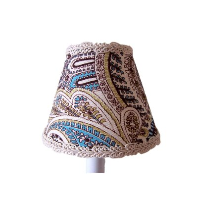 Paisley Power 11 Fabric Empire Lamp Shade