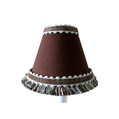Cocoa Crispie 11 Fabric Empire Lamp Shade