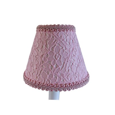 Lace Shawl 11 Fabric Empire Lamp Shade