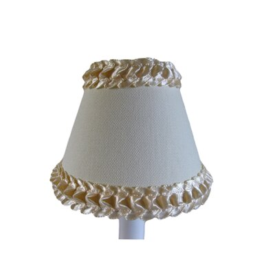 Tapioca Pudding 11 Fabric Empire Lamp Shade