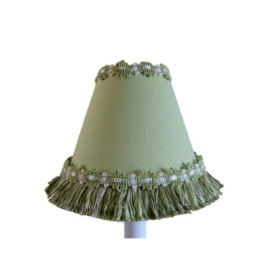 Soft Grass 11 Fabric Empire Lamp Shade