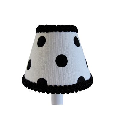 Dotty 11 Fabric Empire Lamp Shade