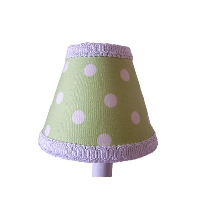 Fairway Fun 5 Fabric Empire Candelabra Shade