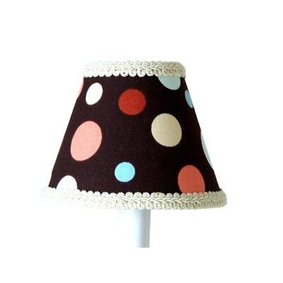 Rollie Pollie Ollie 5 Fabric Empire Candelabra Shade