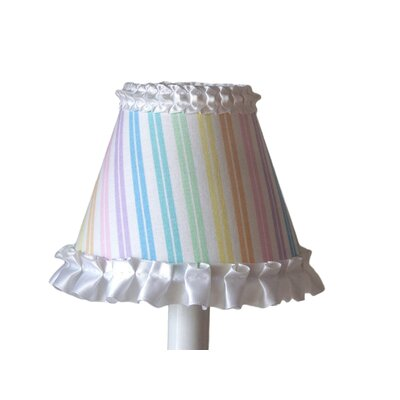 Salt Water Taffy 5 Fabric Empire Candelabra Shade