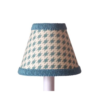 Humpty Dumpty Houndstooth 5 Fabric Empire Candelabra Shade