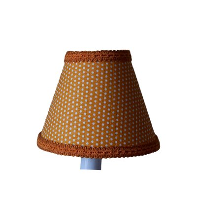 Crush 5 Fabric Empire Candelabra Shade