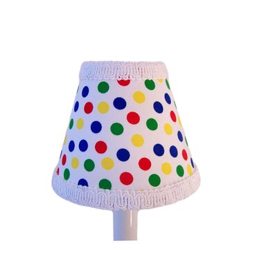 Color Crayon Cutie 5 Fabric Empire Candelabra Shade