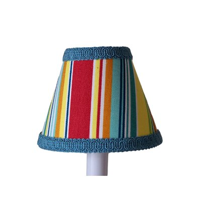 Chutes and Ladders 5 Fabric Empire Candelabra Shade