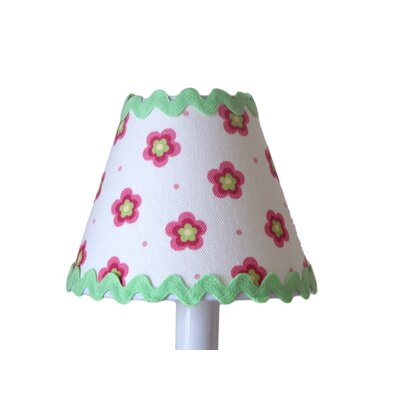 Sheer Bliss 5 Fabric Empire Candelabra Shade