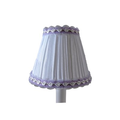 5 Fabric Empire Candelabra Shade