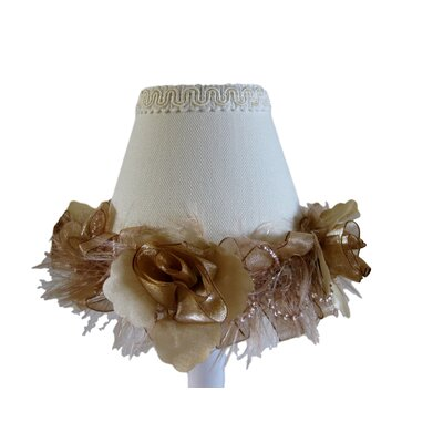 Shabby Tabby 5 Fabric Empire Candelabra Shade