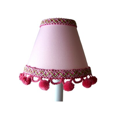 Fairytale 5 Fabric Empire Candelabra Shade