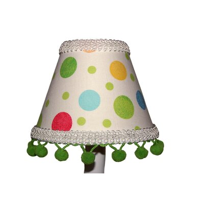 Lime Juice 5 Fabric Empire Candelabra Shade