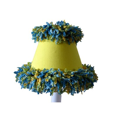 Ice Cold 5 Fabric Empire Candelabra Shade