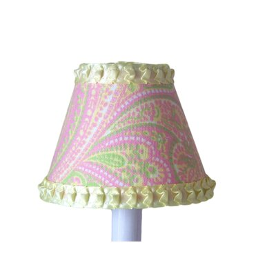 Perfect 5 Fabric Empire Candelabra Shade