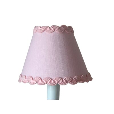 Seashell 5 Fabric Empire Candelabra Shade