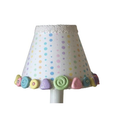 Candy Land 5 Fabric Empire Candelabra Shade