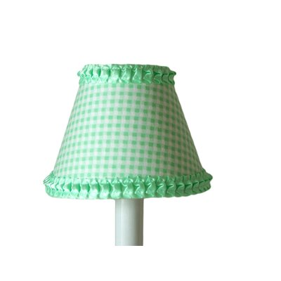 After Dinner Mint 11 Fabric Lamp Shade