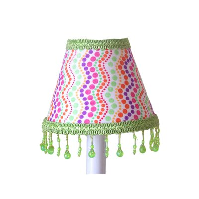 Caterpillar Craze 11 Fabric Empire Lamp Shade