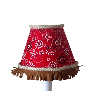 Barrel Racer 11 Fabric Empire Lamp Shade