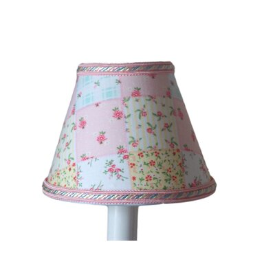 Grannys Vintage Quilt 11 Fabric Empire Lamp Shade