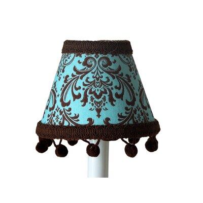 Damask 11 Fabric Empire Lamp Shade