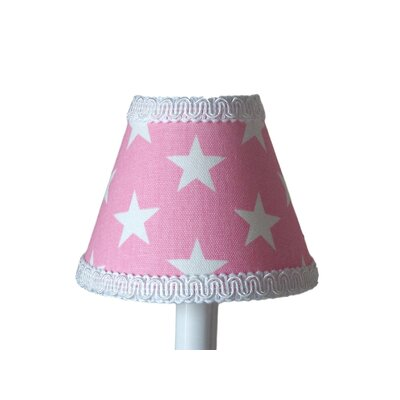 Texas Princess 11 Fabric Empire Lamp Shade