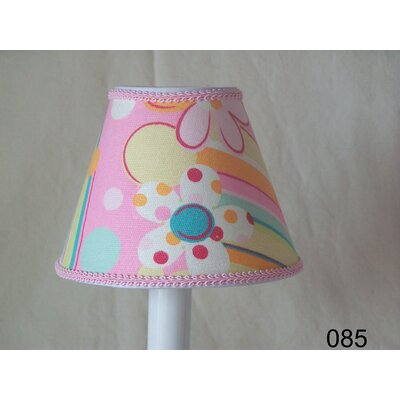 Flower Power 11 Fabric Empire Lamp Shade