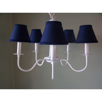 Camdyn 5-Light Shaded Chandelier