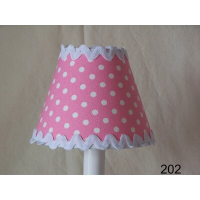 Polka Dot 11 Fabric Empire Lamp Shade