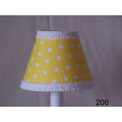 Delightful Dots Night Light Shade Color: Yellow