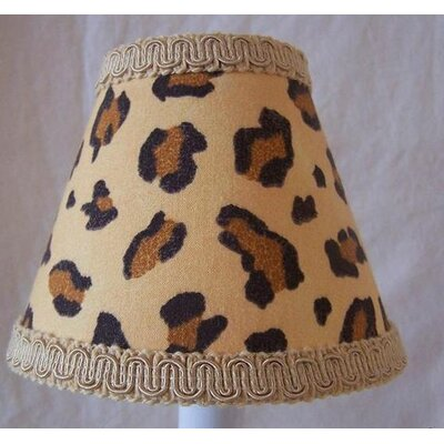 Kanya Safari 11 Fabric Empire Lamp Shade