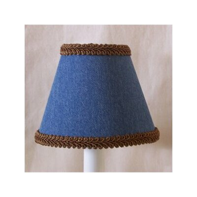 True Jeans 11 Fabric Empire Lamp Shade
