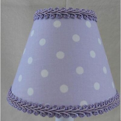 Perfect Polka 11 Fabric Empire Lamp Shade