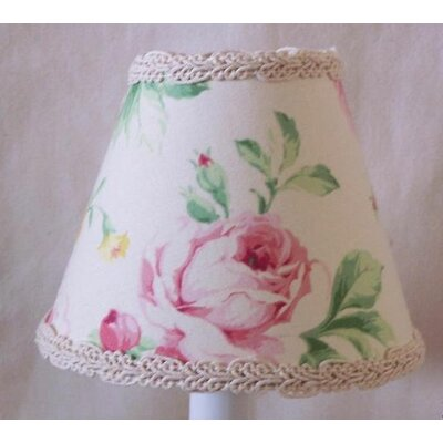 Song Of Spring 11 Fabric Empire Lamp Shade