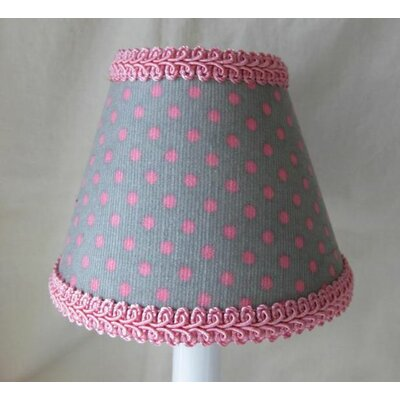 Pretty Kool Kitty 11 Fabric Empire Lamp Shade
