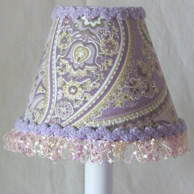 Patty Cake 5 Fabric Empire Candelabra Shade