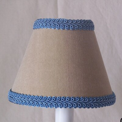 Good Night Teddy 5 Fabric Empire Candelabra Shade