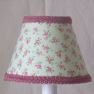 Rosebud Bliss 11 Fabric Empire Lamp Shade