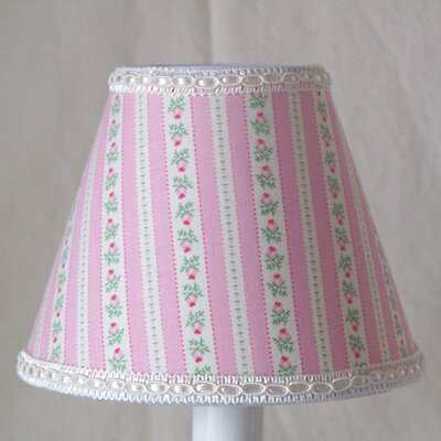 Mary Quite Contrary 5 Fabric Empire Candelabra Shade