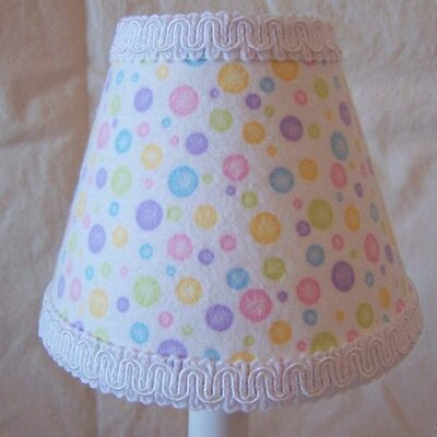 Super Sweet Dot 11 Fabric Empire Lamp Shade