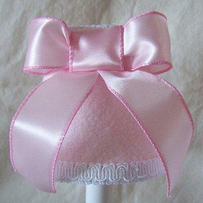 Satin Ribbons 11 Fabric Empiree Lamp Shade