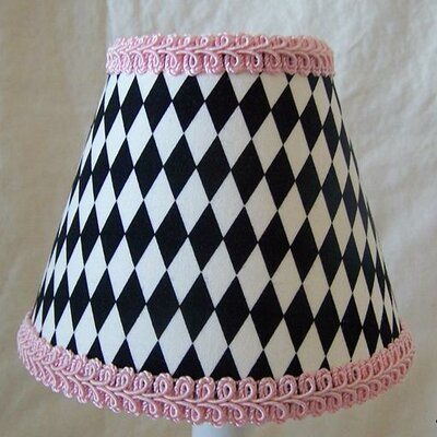 Harlequin 5 Fabric Empire Candelabra Shade