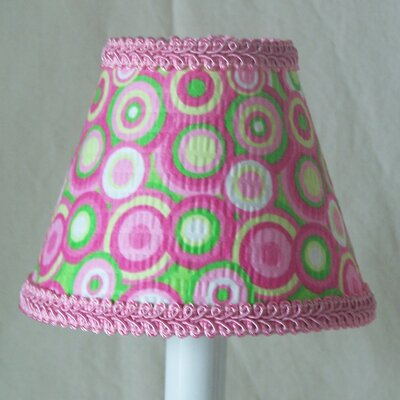 Disco Diva 5 Fabric Empire Candelabra Shade
